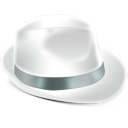 Borsalino Blanc Emoticon