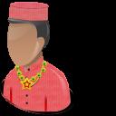 African Emoticon