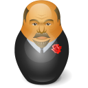 Lenin Emoticon