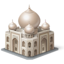 Tajmahal Emoticon