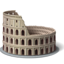 Colosseum Emoticon