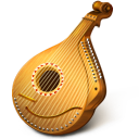 Mandolin Emoticon