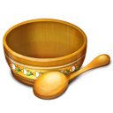 Bowl Empty Emoticon