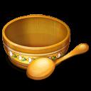 Bowl Empty Emoticon