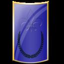 Spartan Blue Emoticon