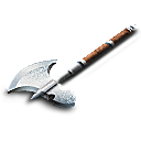 Hand Axe Emoticon