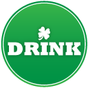 St Patricks Day Drink Emoticon