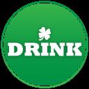 St Patricks Day Drink Emoticon