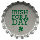 Metal Irish For A Day Emoticon
