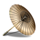 Chinese Umbrella Emoticon