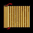 Bamboo Mat Emoticon