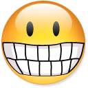 You Like My Teeths Emoticon