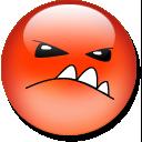 To Sulk Emoticon