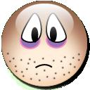 I Am Tired Emoticon
