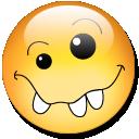 Dazzled Emoticon