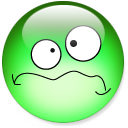 Ate Someting Bad Emoticon