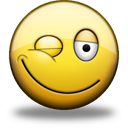 Winky Emoticon