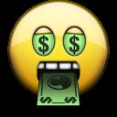 Cha Ching Emoticon