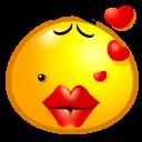 Sweet Kiss Emoticon
