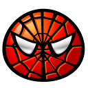 Spiderman Emoticon