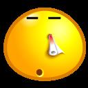 Nosebleed Emoticon