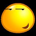 Look Down Emoticon