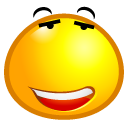 Feel Good Emoticon