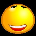 Feel Good Emoticon