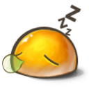 Z Z Z Emoticon