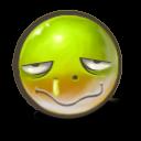 Sick Emoticon