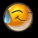 Pleasant Emoticon