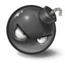 Ka Boom Emoticon