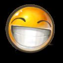 Grin Emoticon