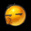 Whisper Emoticon