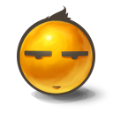 Indifferent Emoticon