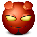 Hellboy Emoticon