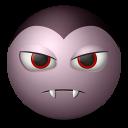 Dracula Emoticon