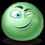 Wink Emoticon
