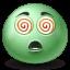 Hypnotized Emoticon