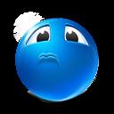 Sarcastic Sadness Emoticon