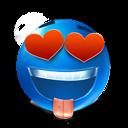 Indecent Love Emoticon