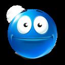 Idiotic Smile Emoticon