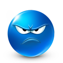 Angry Emoticon