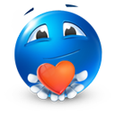 Love Heart Emoticon