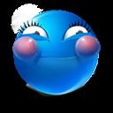 Love Glad Emoticon