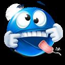 Grimace Emoticon