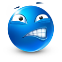 Contrite Emoticon