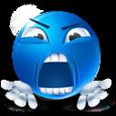 Agressive Emoticon