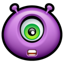 Alien Talk Emoticon