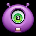 Alien Talk Emoticon